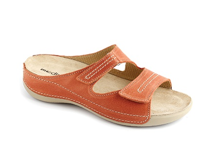 505c5b088504 Domů   Medistyle   Dámská obuv   MIRKA oranžová LM-T18. šárka oranžová