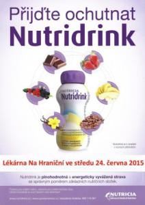 Nutridrink akce