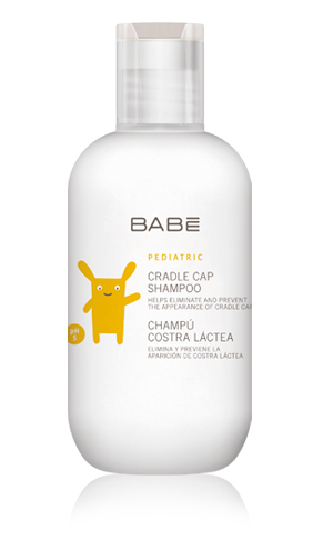 cradle cap shampoo