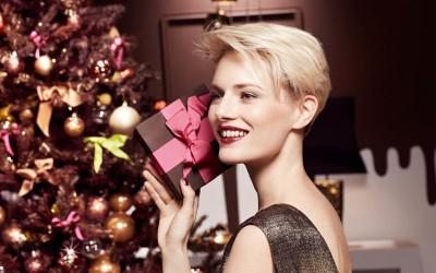 Vánoční dárkové taštičky Eucerin
