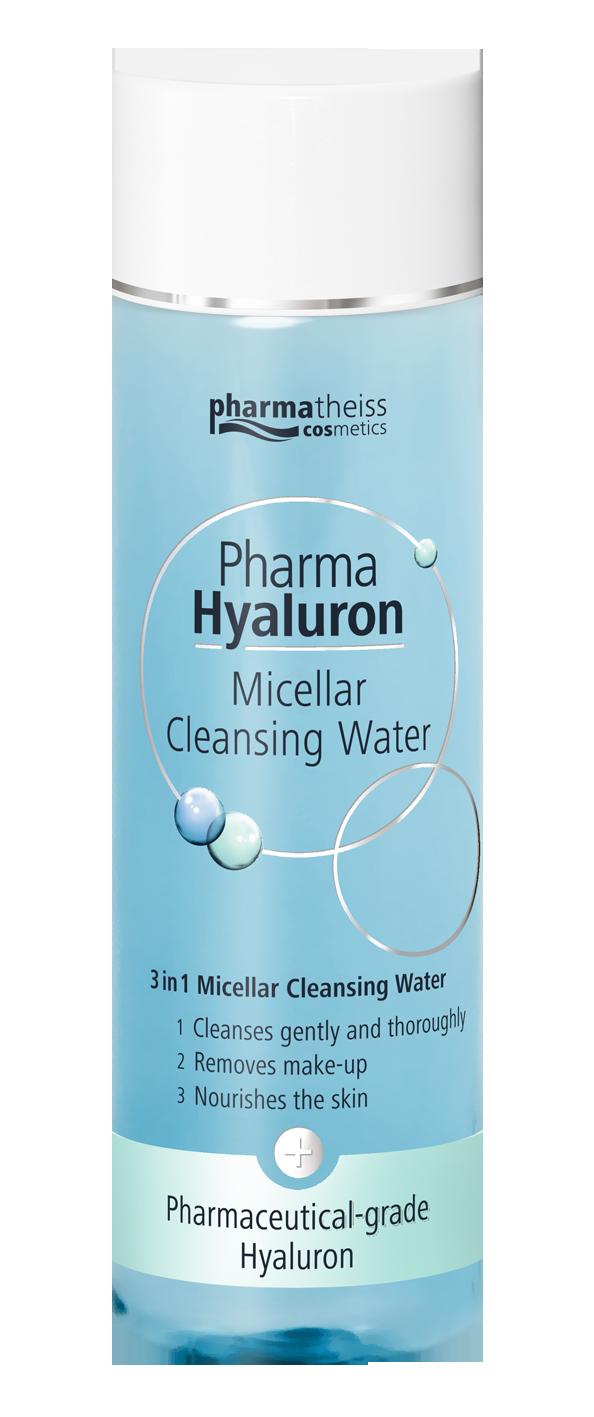 Micelární voda Pharma Hyaluron