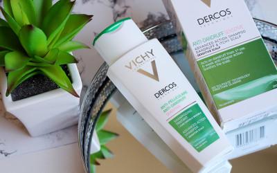 Sleva na řadu šamponů VICHY