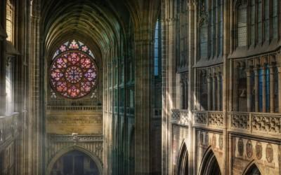 Národní sbírka- Varhany pro katedrálu