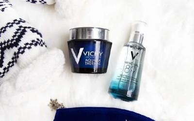 Vánoční kosmetické Vichy balíčky