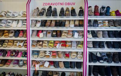 Prodej zdravotní obuvi
