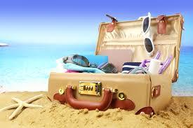 Přípravy na dovolenou