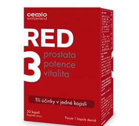 Novinka Cemio RED3