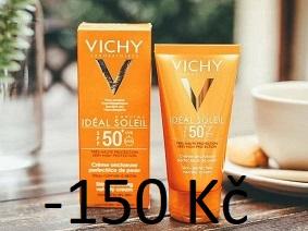 Sleva 150 Kč na Vichy CAPITAL SOLEIL